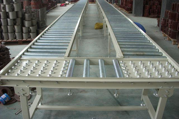 Gravity Conveyor Rollers Manufacturer in India
