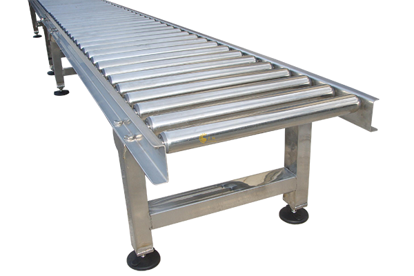Gravity Feed Roller Conveyor Exporter