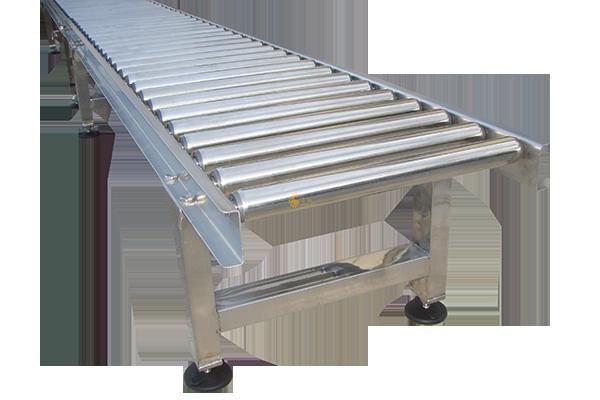 Gravity Feed Roller Conveyor Exporter