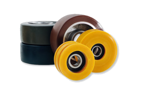 We are most preferred Rubber Roller manufacturer,PU Rollers Suppliers India