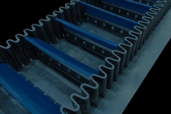 PVC Sidewall Belt