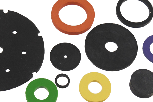 Rubber Washers, Manufacturer