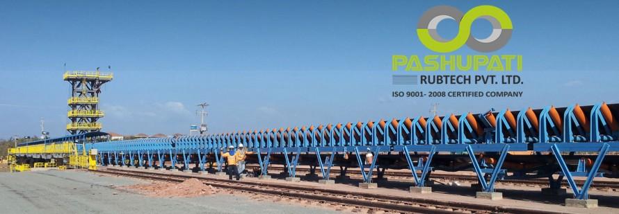 Conveyor Belt Supplier in India, Gujarat