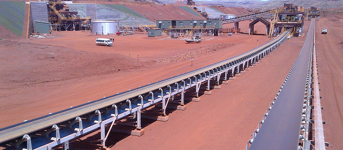 conveyor belt india