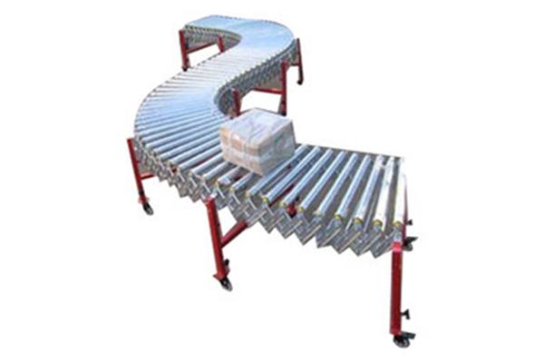 Flexible Roller Conveyor