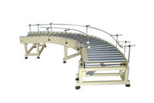Bend Roller Conveyor India
