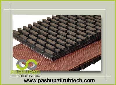 checkered-conveyor-belt